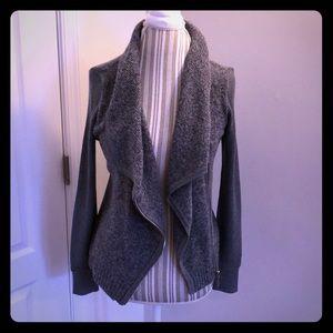 White House Black Market Sweater Blazer